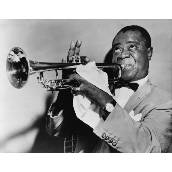 Louis Armstrong Restored