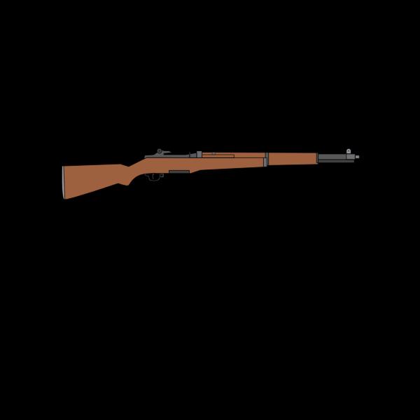 M-1 Garand rifle