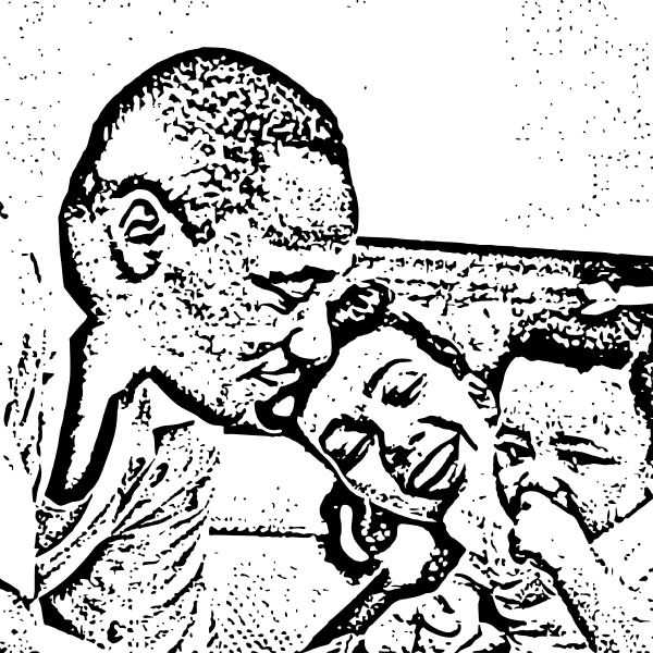 MLK Woodcut 2015011916