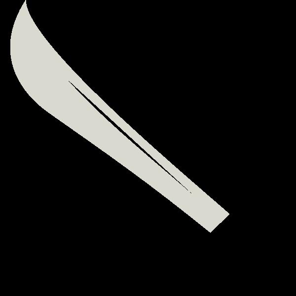Machete vector image