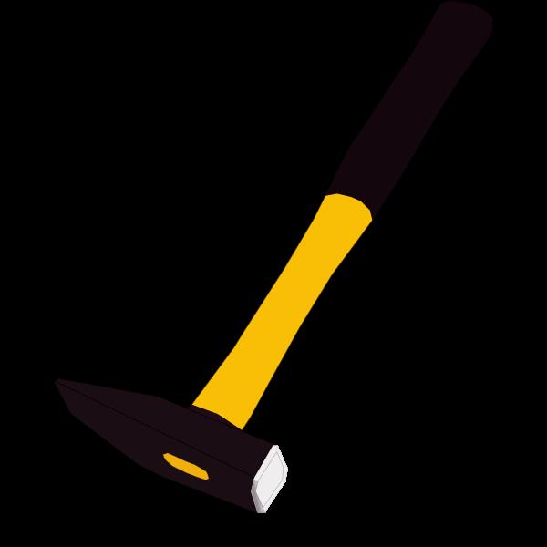Hammer icon vector illustration