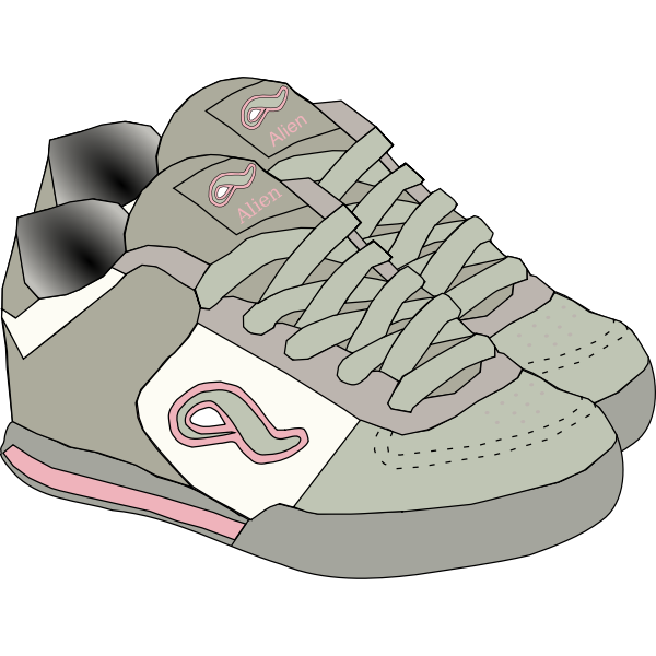 Shoes Vector Image Free Svg