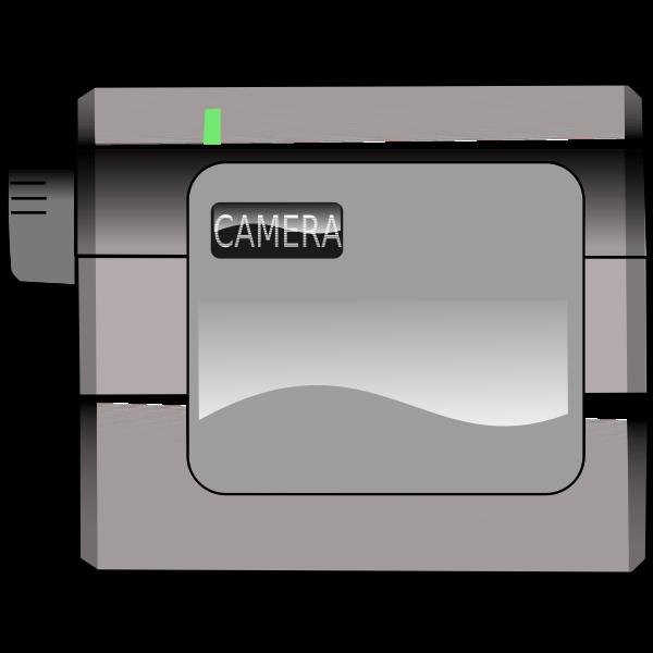 Camcorder vector clip art