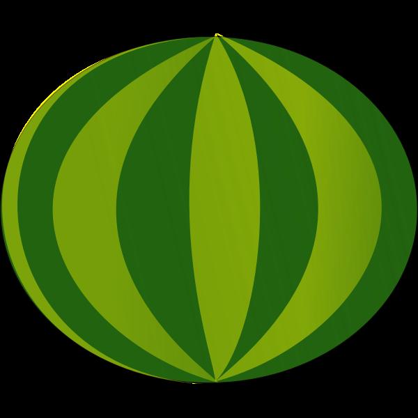 Watermelon vector graphics