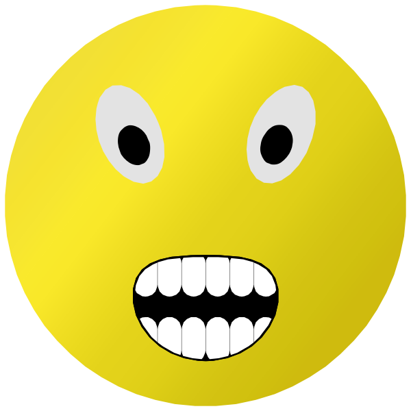 Smiley - Mad