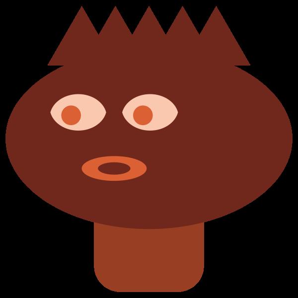 Mahogany Head