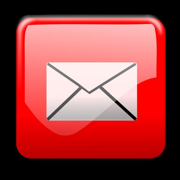 E-mail vector icon sign
