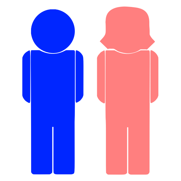 Male And Female Icons Free Svg Try to search more transparent images related to human icon png |. male and female icons free svg