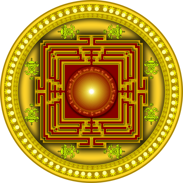 52+ Mandala Dragon Svg Free – SVG Bundles