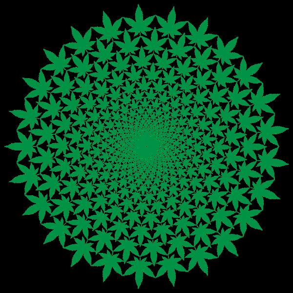 Marijuana vortex