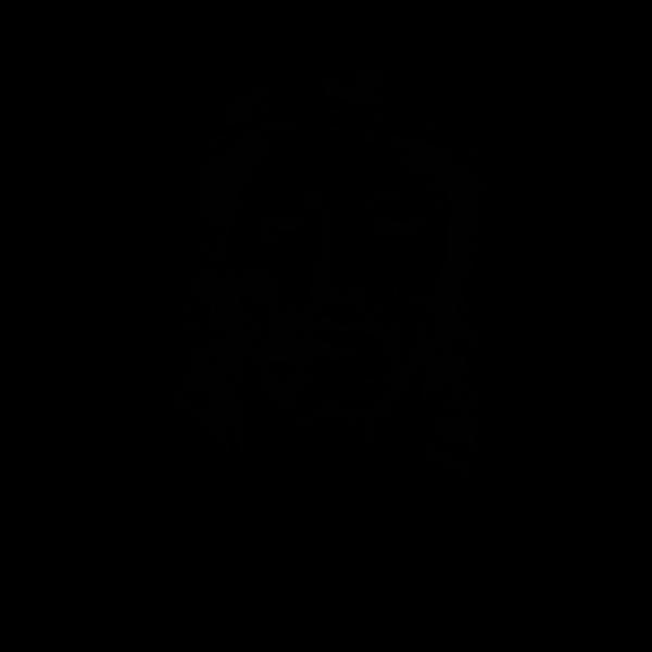 Sudarium of Saint Veronica vector image