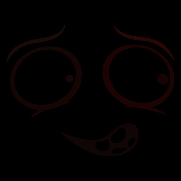 Paranoid face
