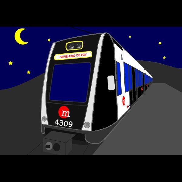 Metro 4309