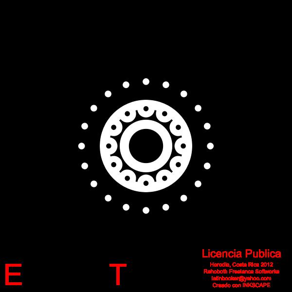 Tribal shield vector image