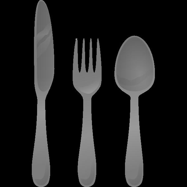 Cutlery vector illustration