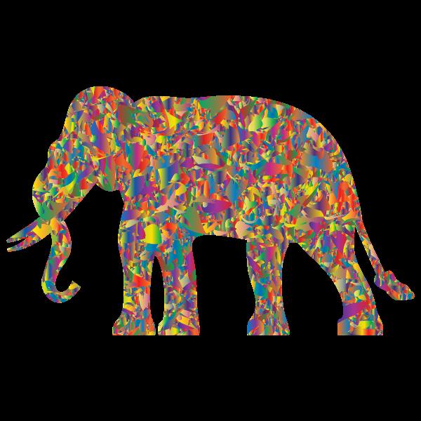 Modern Art Elephant Reactivated-1573770924