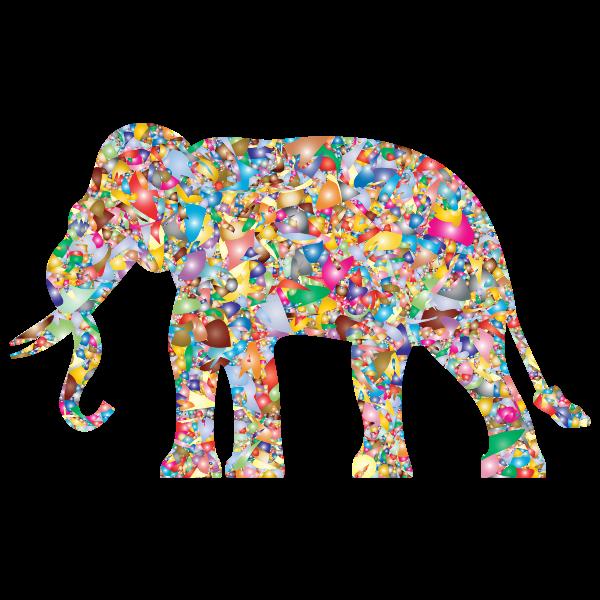 Modern Art Elephant Reactivated