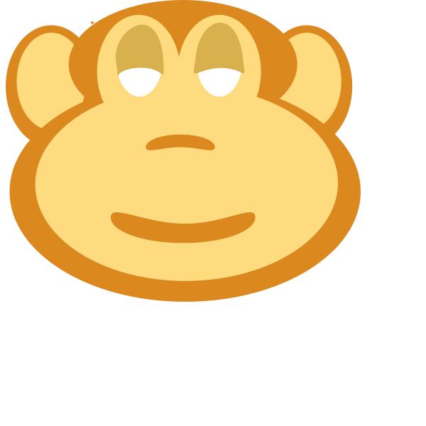 Monkey animation