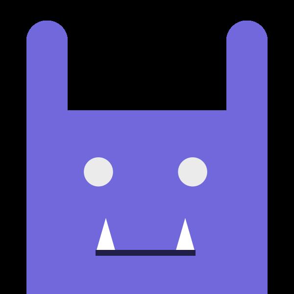 Monster head 10