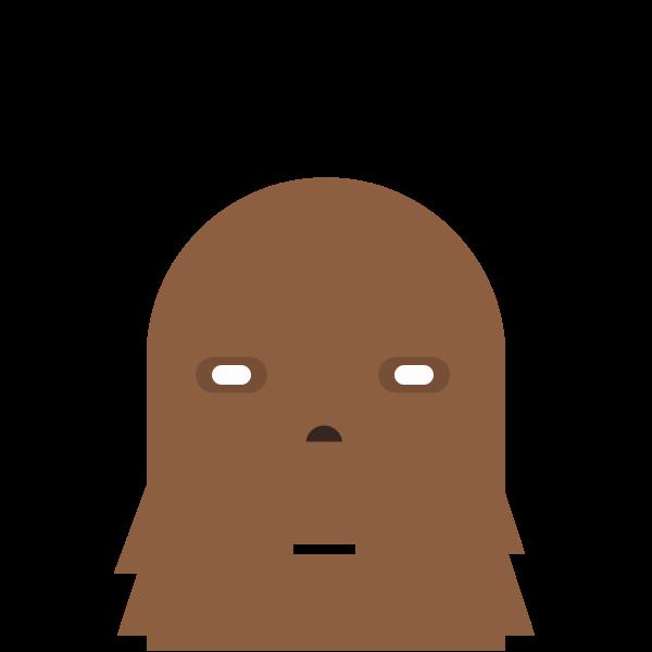 Monster's head