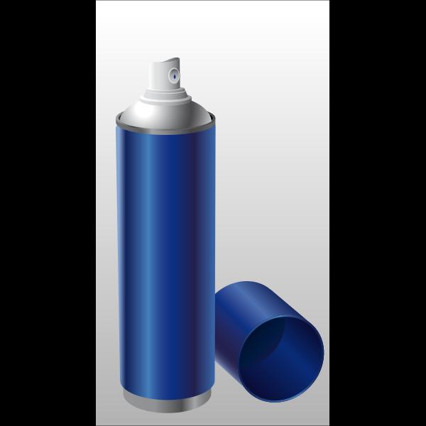 Spray paint vector illustration