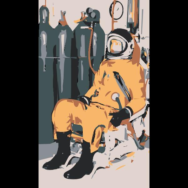 NASA flight suit development images 12