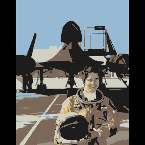 NASA flight suit development images 276-324 14