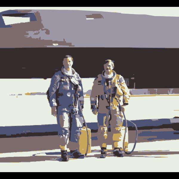 NASA flight suit development images 276-324 18