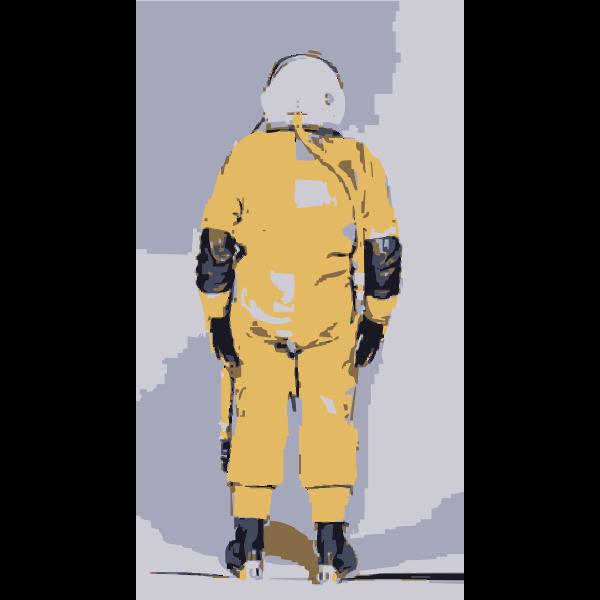 NASA flight suit development images 325-350 12