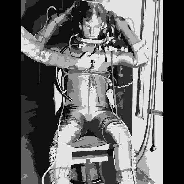 NASA flight suit development images 33