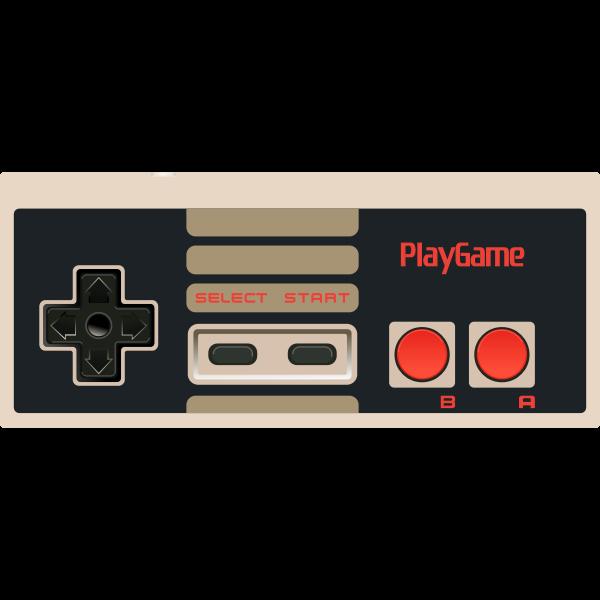Video Game Controller Clip Art