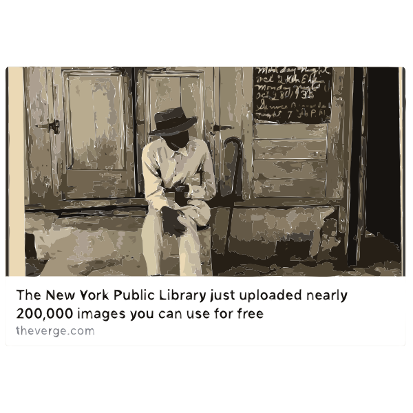 NYPL Releases 200k Images into Public Domain 2016010749