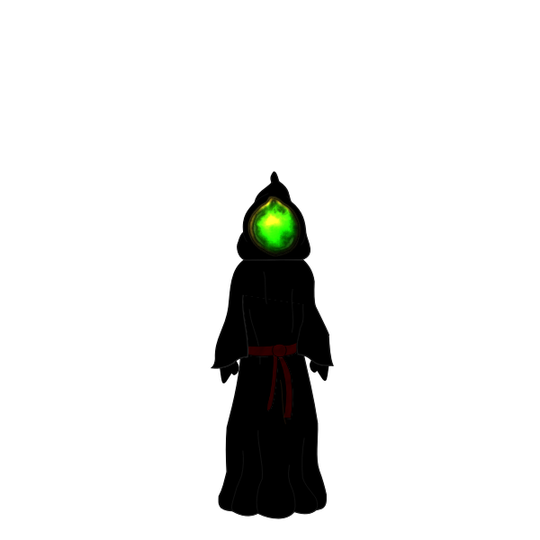 Necromancers robes
