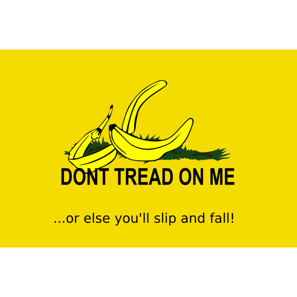 Don't Tread On Me (Banana Peel Remix)
