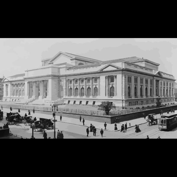 New York Public Library 1908c 2016053123