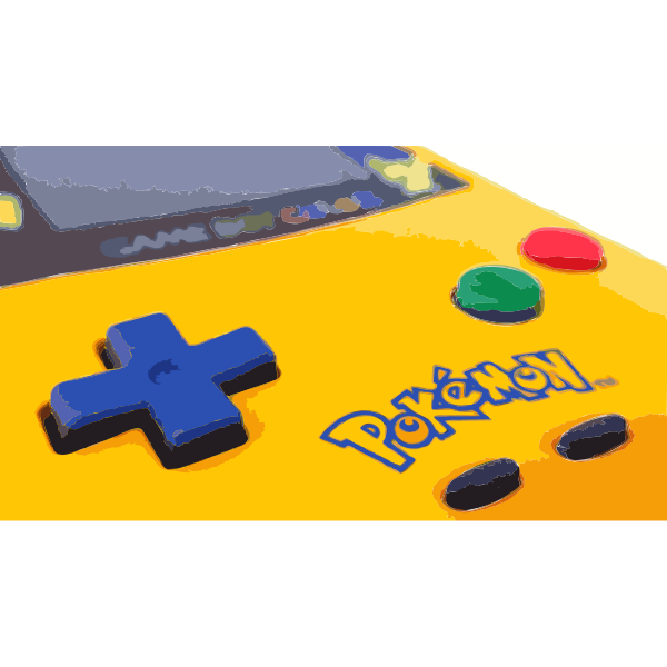 Nintendo Game Boy Color Pokemon 2016121914