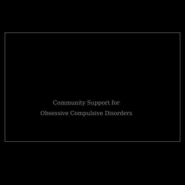 OCD Community Support Logo