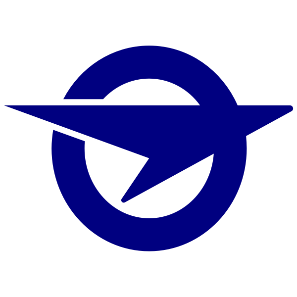 Official seal of Ohata vector graphics