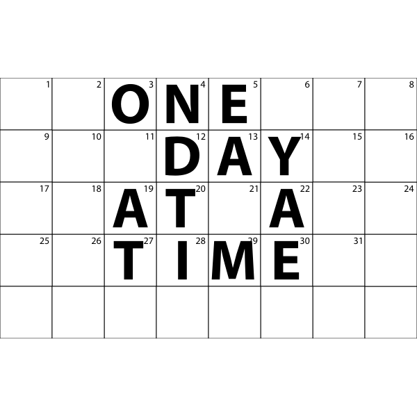 One Day At A Time Inverse