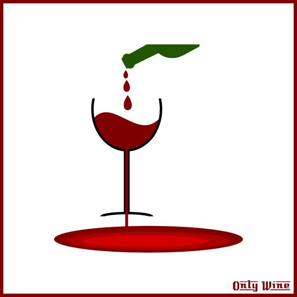 Wine drop