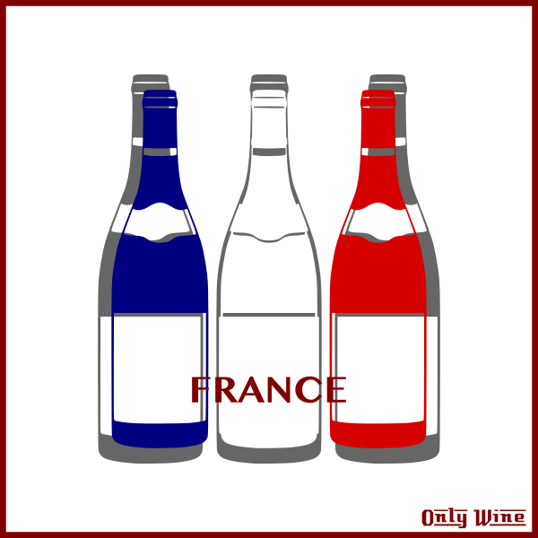 French wines logo
