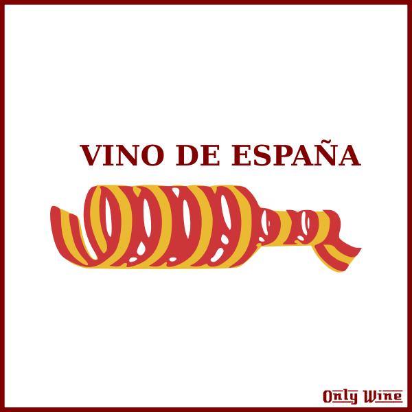 Spanish wine logo