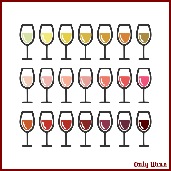 Wine glasses set image