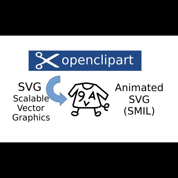 Openclipart 9va SMIL