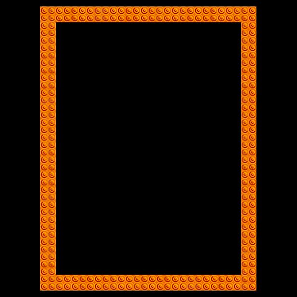 Pixel frame