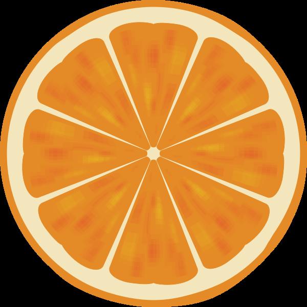 Orange Slice 2