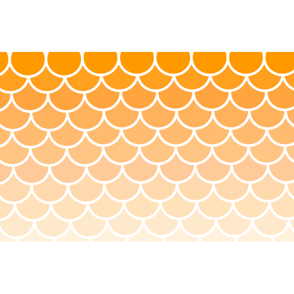 Background with scales vector graphics