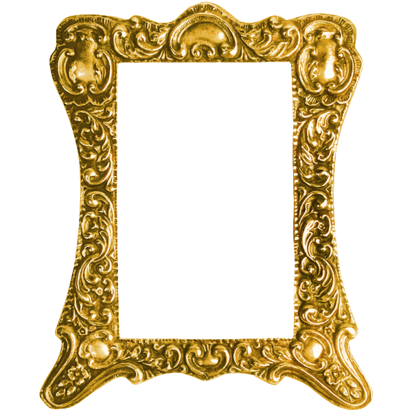 Ornate Vintage Frame-1589369925