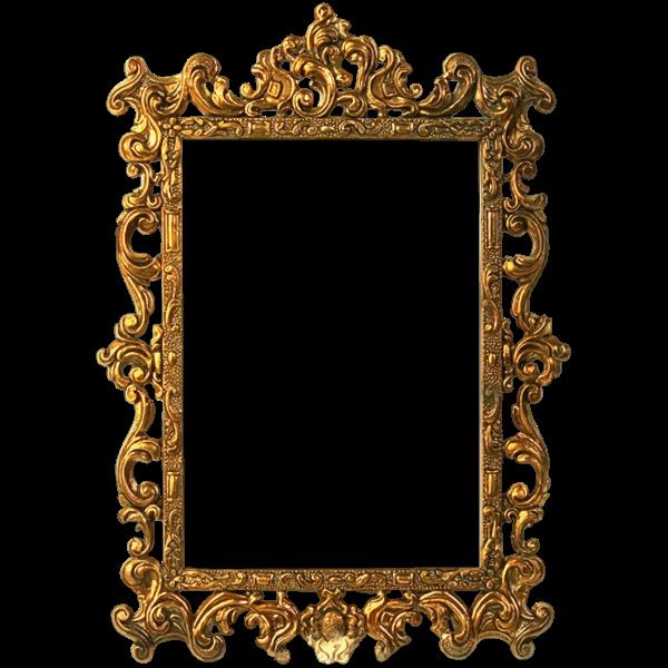 Ornate Vintage Frame-1585916041