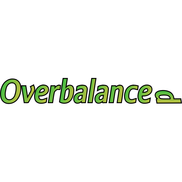 Overbalanced Color Logo